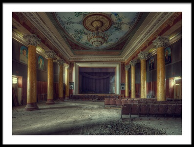 Art print titled Lost Memories by the artist Roland Shainidze