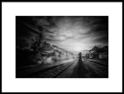 Buy this art print titled Love Are Needed for Two BampW by the artist stanislav hricko