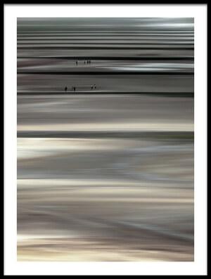 Buy this art print titled Low Tide by the artist Yvette Depaepe