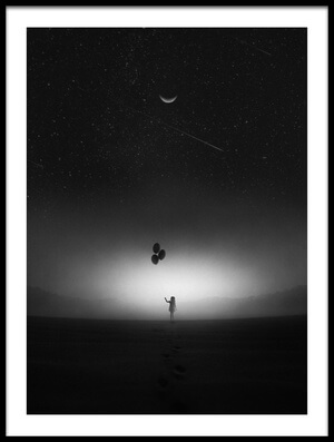 Buy this art print titled Lullaby by the artist djeff act