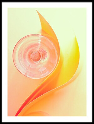 Art print titled M O T I O N by the artist Nilesh J. Bhange