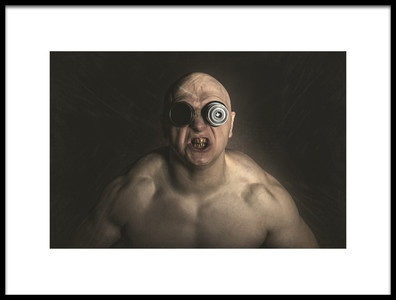 Buy this art print titled Mad Maximum by the artist Krzysiek Kulesza