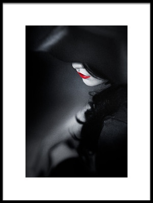 Buy this art print titled Madame Noire by the artist David Hendrawan