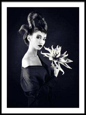 Art print titled Maleficent,3 by the artist alexandra fira