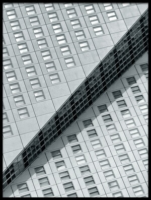 Buy this art print titled Many Windows 2 by the artist Henk van Maastricht