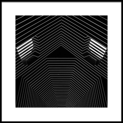 Art print titled Mask by the artist Dominic Schroeyers
