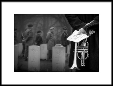 Art print titled Memorial by the artist Marc Apers