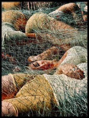Buy this art print titled Mermaids II by the artist Rabia Basha