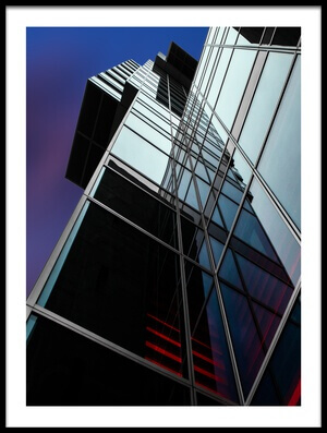 Art print titled MirrOr Wall by the artist Gilbert Claes
