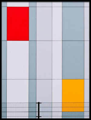 Buy this art print titled Mondriaan? by the artist Henk van Maastricht