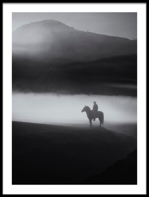 Buy this art print titled Morning In Bromo by the artist Andi Halil
