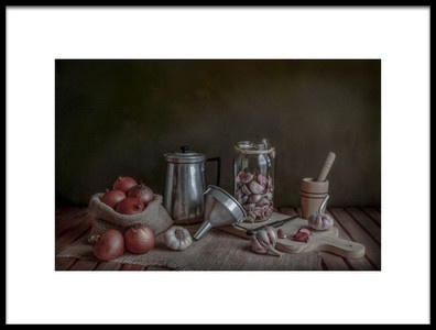 Buy this art print titled Morning Light by the artist Margareth Perfoncio