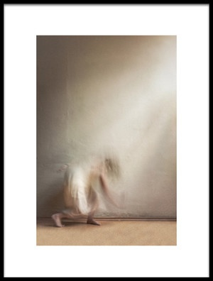 Art print titled Motion by the artist hilde van hove