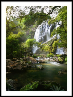 Buy this art print titled Mountain Stream by the artist Patrick Foto