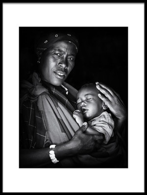 Buy this art print titled My Baby by the artist Goran Jovic