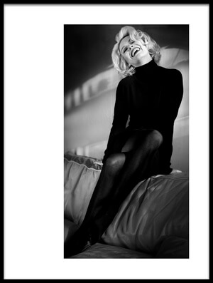 Buy this art print titled My Day With Marilyn  by the artist Peter Müller Photography