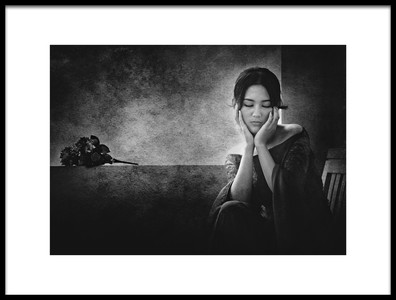 Buy this art print titled My Last Valentine by the artist Arief Siswandhono