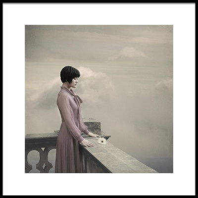 Art print titled My Sorrow by the artist Tiina Weckman
