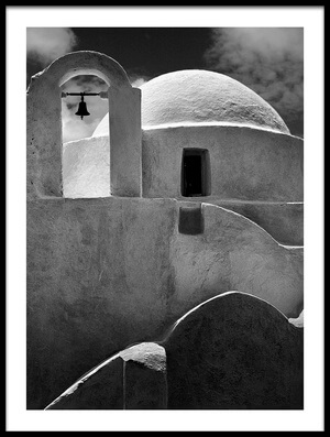 Buy this art print titled Mykonos Church by the artist John P Stein EFIAP/s, GMAPS