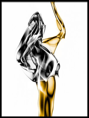 Art print titled Naked by the artist Roberto Marini