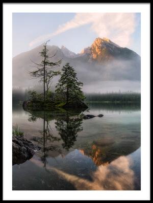 Buy this art print titled Natures Awakening II by the artist Daniel Fleischhacker