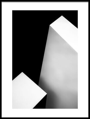 Buy this art print titled NerO BiancO by the artist Gilbert Claes