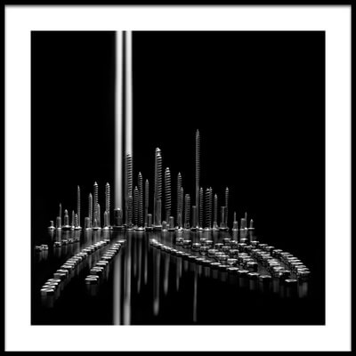 Buy this art print titled New York by the artist Carlos Gonzalez