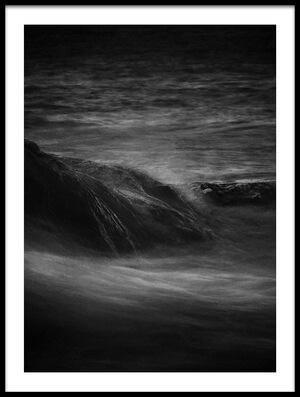 Buy this art print titled Night Sea by the artist Kim von Essen