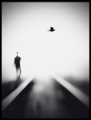Art print titled Nocturne by the artist Hengki Lee