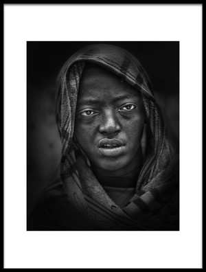 Art print titled Nomad by the artist Marc Apers