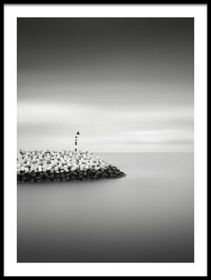 Buy this art print titled Nordsø by the artist Christophe Staelens