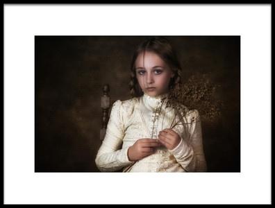Art print titled Nostalgia by the artist Lidia Vanhamme