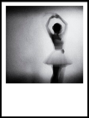 Buy this art print titled Ballet by the artist Paulo Medeiros