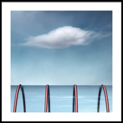 Buy this art print titled Nubes Rotunda by the artist Gilbert Claes