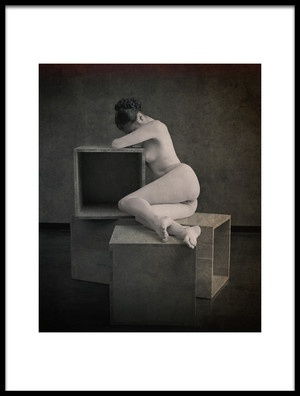 Buy this art print titled Nude by the artist Fuyuki Hattori