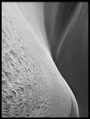 Art print titled Nude II by the artist Jure Kravanja
