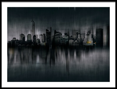 Buy this art print titled Nyc by the artist Carmine Chiriacò