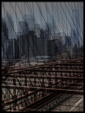 Buy this art print titled Nyc I by the artist Massimo Della Latta