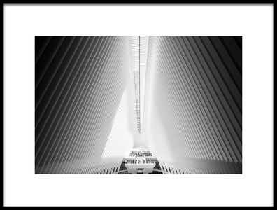 Art print titled Oculus 02 by the artist Alessio Forlano