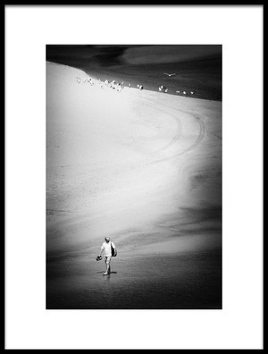 Art print titled Off the Road by the artist Nuno Borges