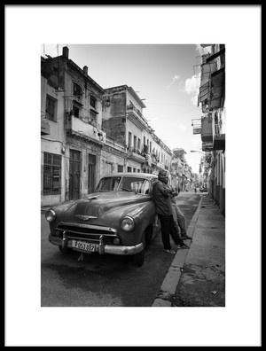 Buy this art print titled Old Havana by the artist Melih Karakaya