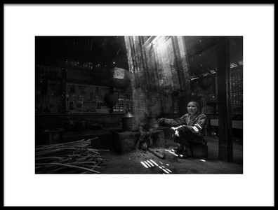 Buy this art print titled Old Lady by the artist Arief Siswandhono