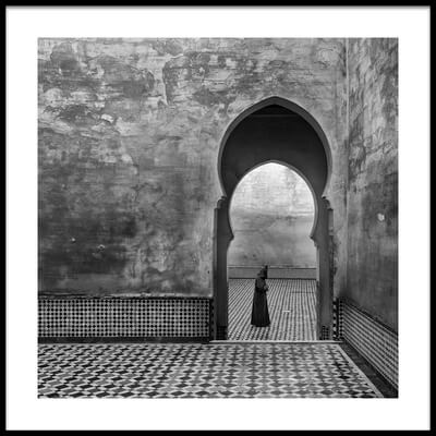 Buy this art print titled Old World by the artist Ali Khataw