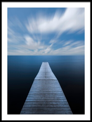 Buy this art print titled On the Edge of the World by the artist Christian Lindsten