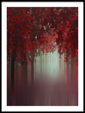 Buy this art print titled Out of Love by the artist Ildiko Neer