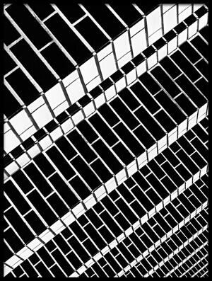 Art print titled Over the Garden Wall by the artist Paulo Abrantes