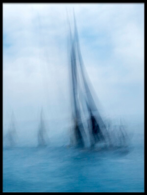 Art print titled Over the Water by the artist GARCIA dominik