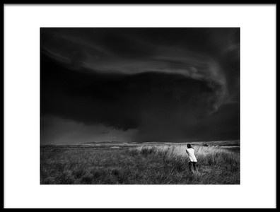 Buy this art print titled Palouse Storm Arrives by the artist Paul Kammer
