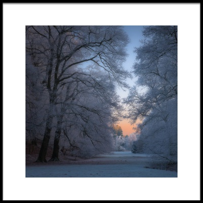 Art print titled Passage of New Day by the artist Marek Boguszak
