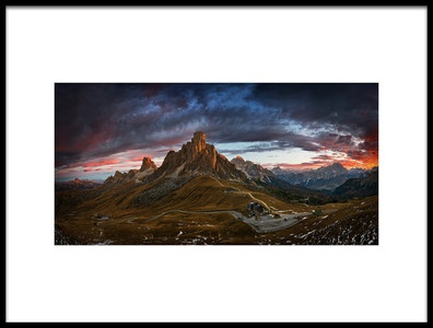Buy this art print titled Passo by the artist Krzysztof Browko